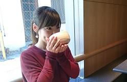 鈴木春花の狭山茶楽々(さらら)なお話 vol.8  『山梨銘菓「くろ玉」のできたてを味わえるカフェ』