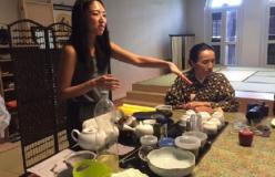 「日本茶アンバサダーレポート山田陽子inシンガポール」Vol.18