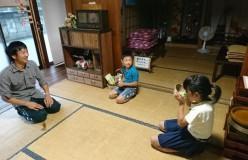 清水加奈『かぶせ茶農家のひとりごと』vol.13 『秋番茶刈り採り中です!』