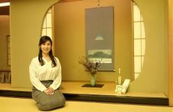 鈴木春花の狭山茶楽々(さらら)なお話vol.12「日本茶が国際交流の懸け橋に!」