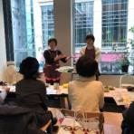 清水加奈『かぶせ茶農家のひとりごと』vol.17『四日市イベント@三重テラス』