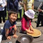 5月4日(金)松屋銀座にて『親子茶摘み体験会』を開催します。