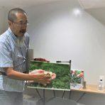 岐阜のお茶旅 vol.16_天空の茶園で茶の実油の魅力を伝える 春日乃売茶翁