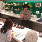 清水加奈『かぶせ茶農家のひとりごと』vol.36『東京出張DAYS』