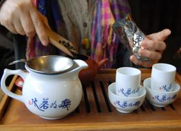 日本茶専門のカフェ・喫茶店