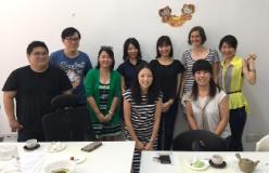 「日本茶アンバサダーレポート山田陽子inシンガポール」Vol.15