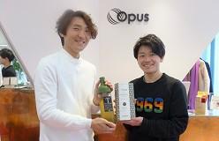 Opus hair salon成川雅也さんに伺う「ビューティーサロン×日本茶」