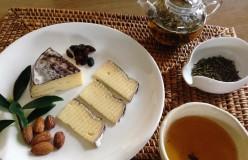 《満員御礼》チーズと日本茶のペアリングを楽しむ会(基礎編)ー講師:Lacue チーズ・お茶・ワインの教室主宰 平林典子さんー