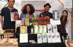 元祖国産燻製茶カネロク松本園3代目奮闘記 vol.21 二番茶開始!お茶仕事の合間にアンバサダーな活動も!