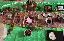 みきひろえ『南米からの手紙』vol.2_南米ペルーで玉露と煎茶の精霊と繋がるイベント開催!?